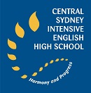 Central Sydney Intensive English High School logo